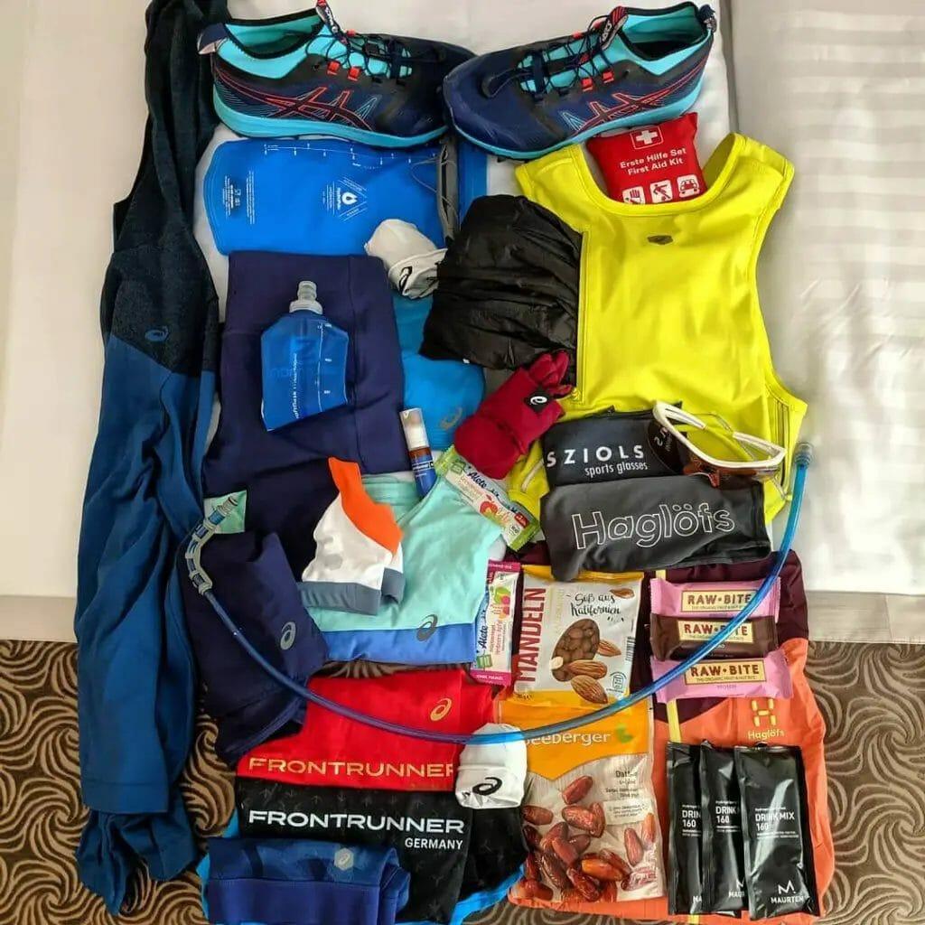 Ultramaraton Distanz - Race 2