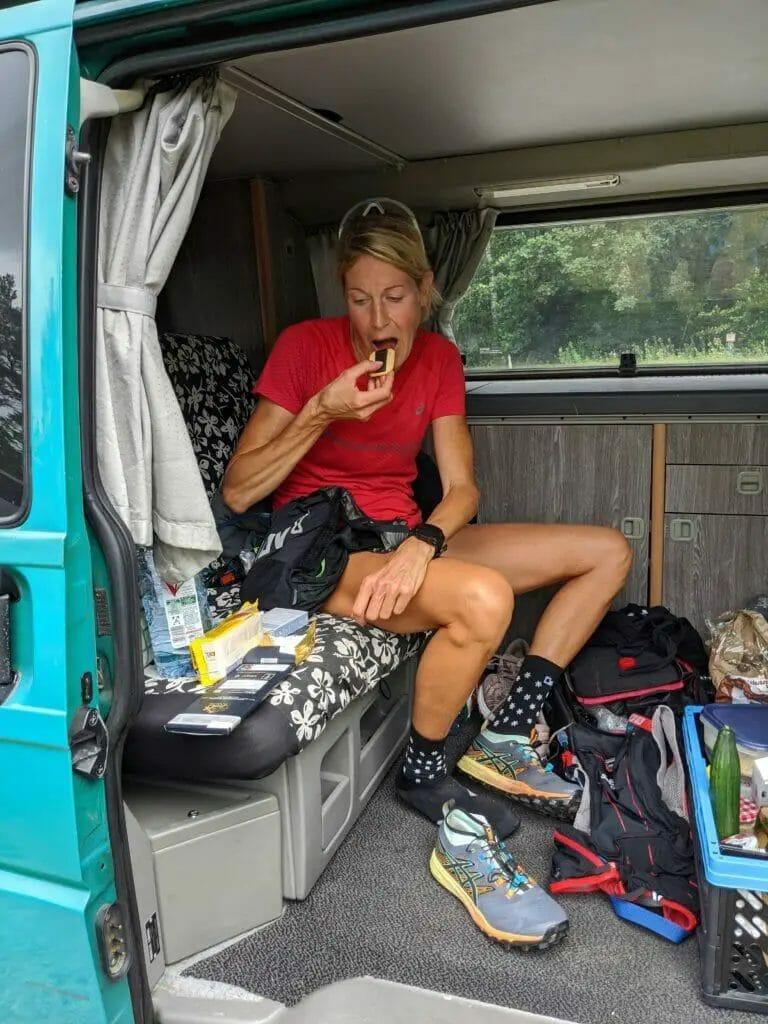 Ultramaraton Distanz - Burger