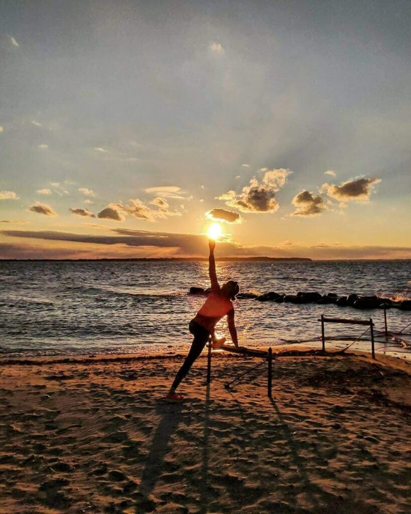 Sonnenuntergang - Sonne