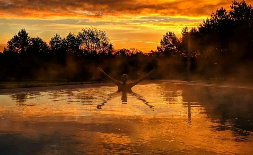 Lauf ABC - D wie Distanz: Roter Himmel am Morgen - Sonnenlicht