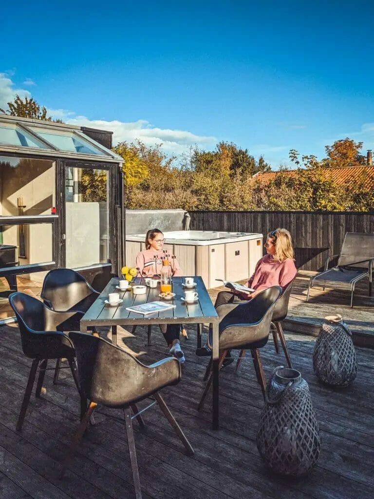 Terrasse - Erholung