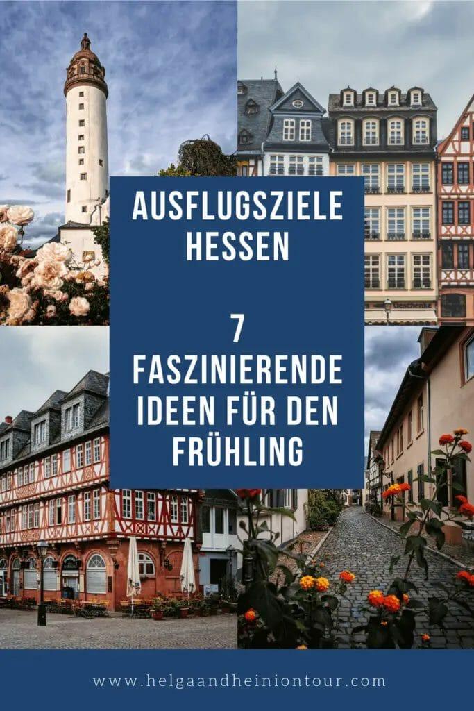AUSFLUGSZIELE HESSEN - 7 FASZINIERENDE IDEEN FÜR DEN FRÜHLING 7