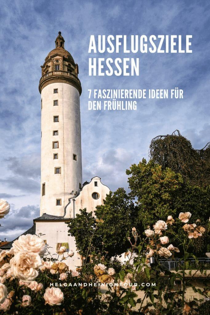 AUSFLUGSZIELE HESSEN - 7 FASZINIERENDE IDEEN FÜR DEN FRÜHLING 6
