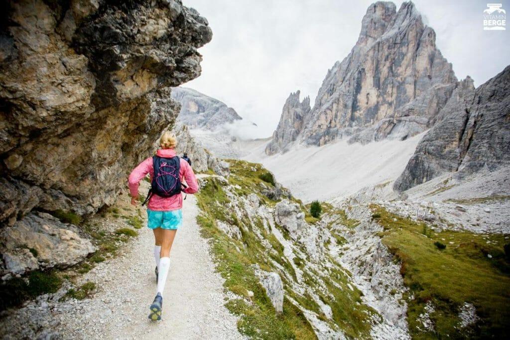 Trailrunning Dolomiten Trails