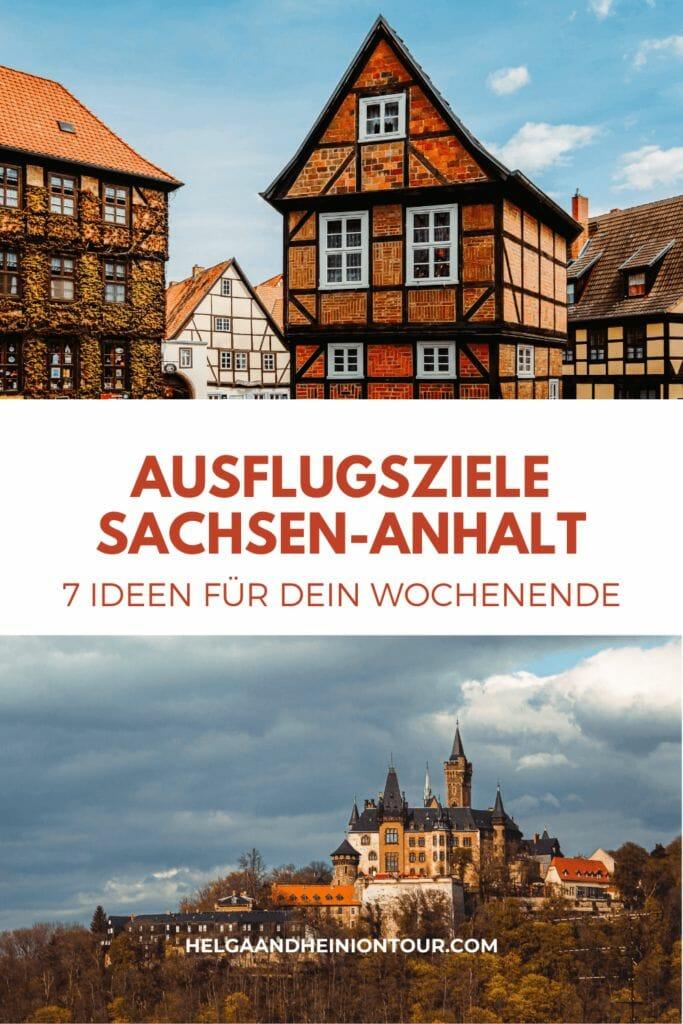 AUSFLUGSZIELE SACHSEN ANHALT - 7 EINZIGARTIGE IDEEN FÜR DEIN WOCHENENDE 5
