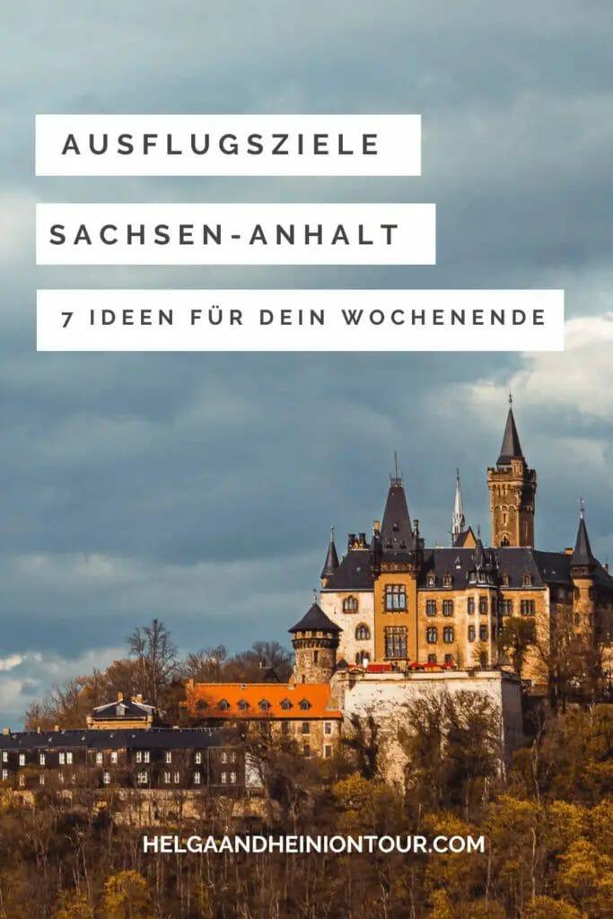 AUSFLUGSZIELE SACHSEN ANHALT - 7 EINZIGARTIGE IDEEN FÜR DEIN WOCHENENDE 6