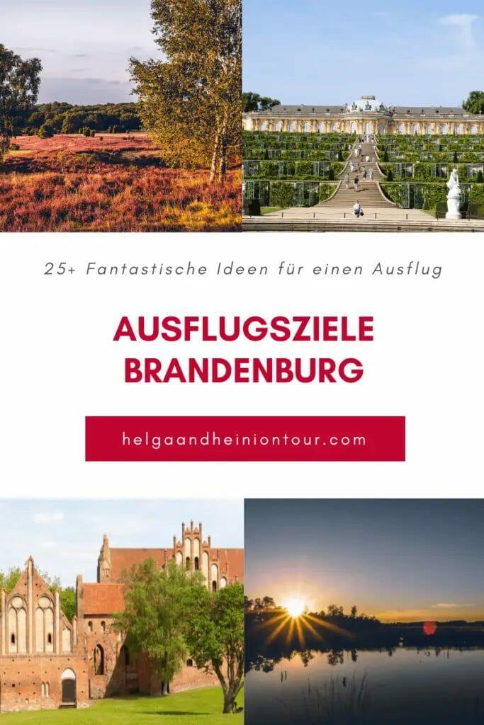 AUSFLUGSZIELE BRANDENBURG - 25+ FANTASTISCHE IDEEN FÜR EINEN AUSFLUG 1