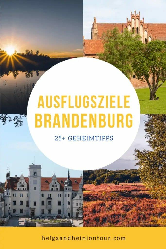 AUSFLUGSZIELE BRANDENBURG - 25+ FANTASTISCHE IDEEN FÜR EINEN AUSFLUG 2