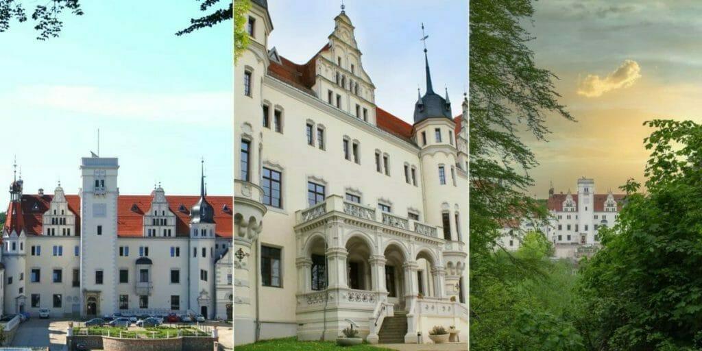 Ausflugsziele Brandenburg - Schloss Boitzenburg