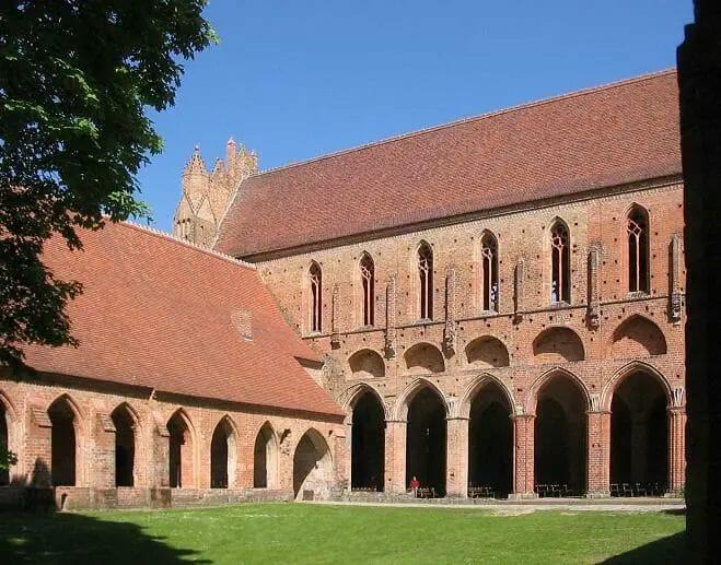 Ausflugsziele Brandenburg - Kloster Chorin