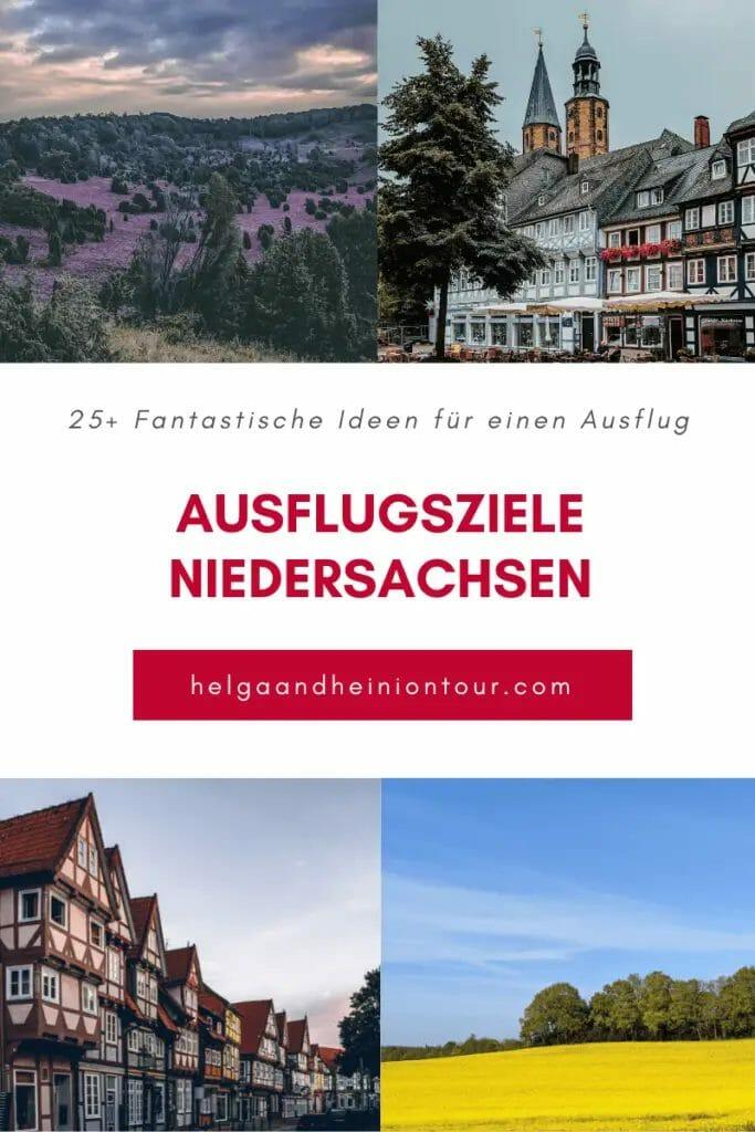 AUSFLUGSZIELE NIEDERSACHSEN- 25+ IDEEN FÜR AUSFLÜGE & ME(E)HR 7