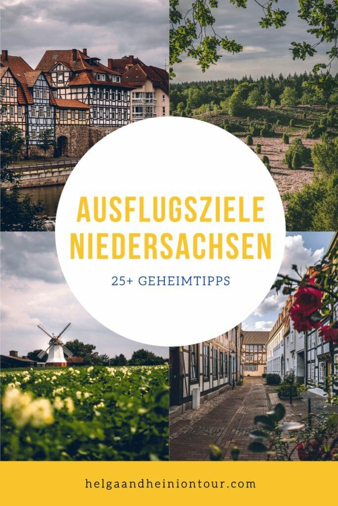 AUSFLUGSZIELE NIEDERSACHSEN- 25+ IDEEN FÜR AUSFLÜGE & ME(E)HR 8