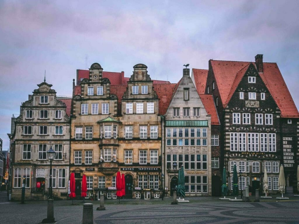 Bremen Sehenswürdigkeiten - Rathausmarkt